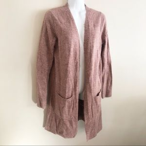 Marked Reunited open cardigan sweater